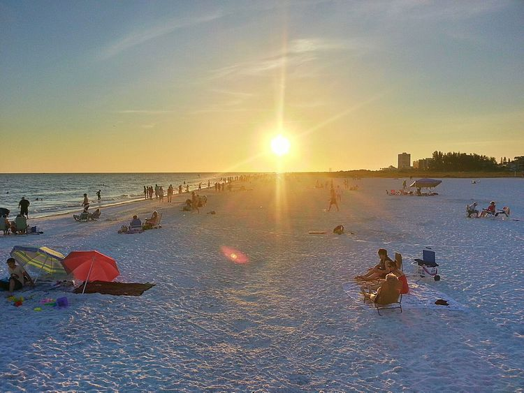 Sunset Eye4photography  EyeEm Best Shots Beach Photography