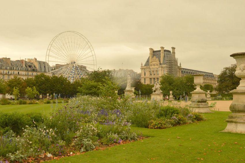 Amusement Park Architecture City Ferris Wheel Louvre Louvre Museum Paris Paris Will Always Be Paris... Paris, France
