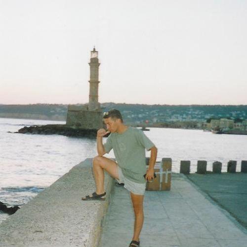 Chania Crete Throwback 2003