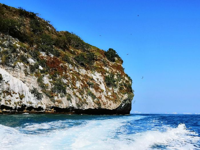 Arcos Water Sea
