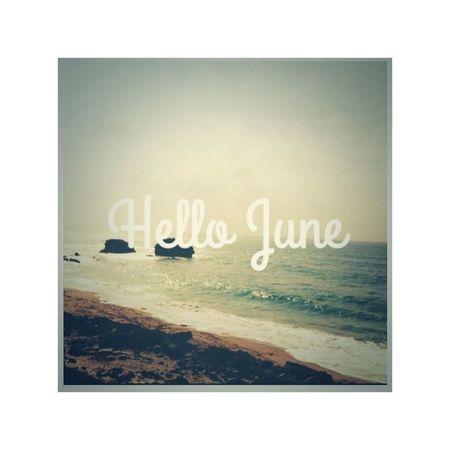1 de junio Feliz Junio Hermosa Photography