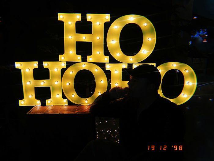 Black Background Yellow Technology Alphabet Close-up