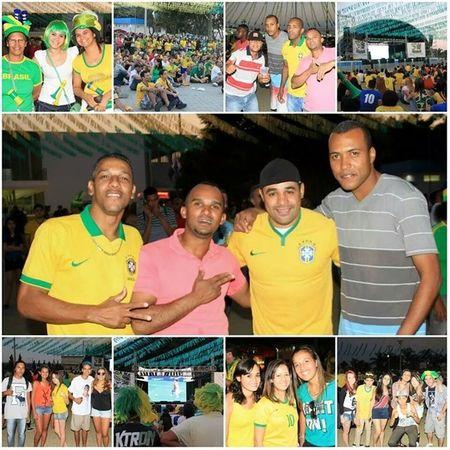 Parabéns Seleção Brasileira pela vitória, que venha Alemanha. Copadomundo Brasil Esporte Futebol selecaobrasileira