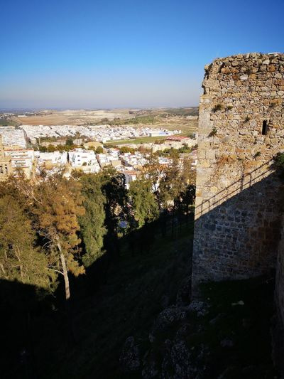 Morón De La Frontera Castillo 17.62° Sky Tranquil Scene Calm Tranquility Scenics