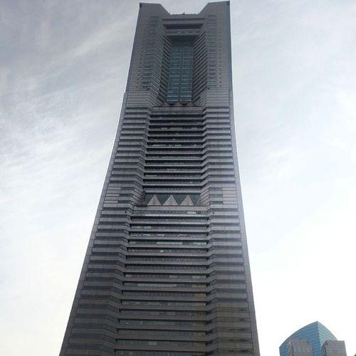 Yokohama Landmarktower Japan