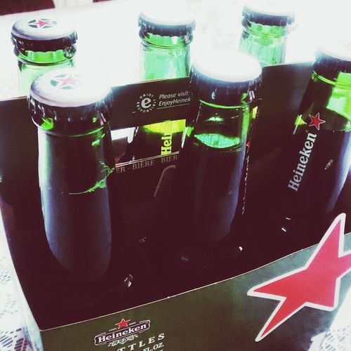 Estan Ready 😎 I ❤ Beer Beer Time Heineken Enjoying Life I Love Colombia Escaping From The Heat