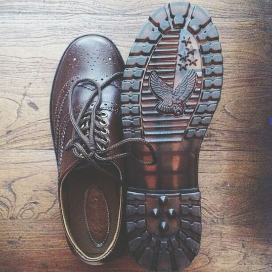 Dr Martens Flawless & Brown  Check This Out