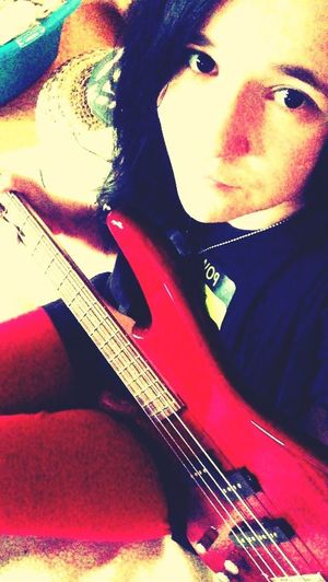 Bass Music Hello World Red it's all about the bass