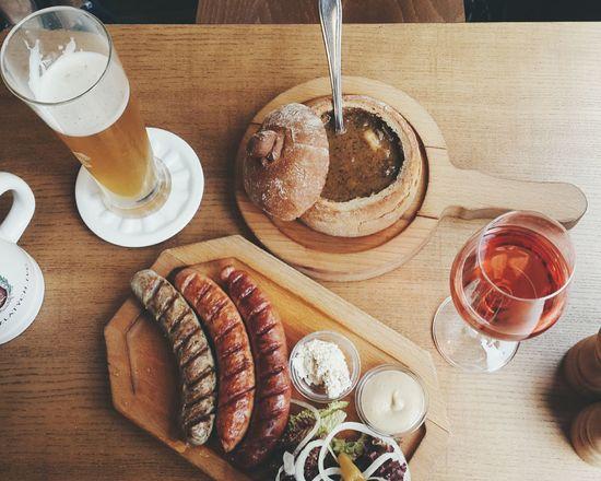 Czech Czech Republic Czech Beer Food Goulash Beer Wine First Eyeem Photo