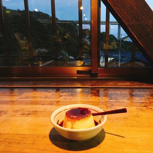 Pudding of Hot spring in beppu, Japan Pudding Hotspring Onsen Beppu Japan First Eyeem Photo