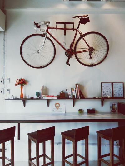 Coffee Cafe' Bicycle Chiangrai,Thailand Trip