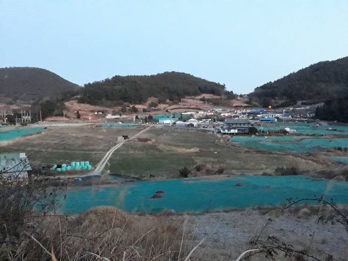 kampung di korea Hanging Out Korea Selatan Beutiful  Travel Destinations Resort