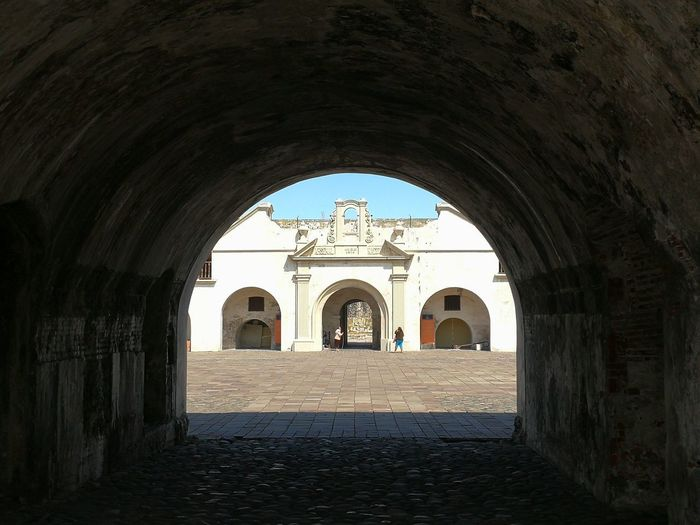 Arch History