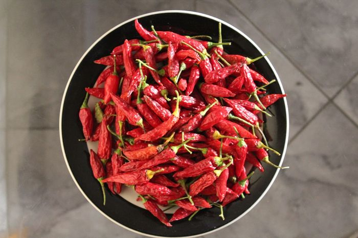 Chili  Red Food Bowl Freshness Indoors  Close-up Ready-to-eat Chillies Red Breathing Space The Week On EyeEm Investing In Quality Of Life Inner Power This Is Queer Go Higher The Great Outdoors - 2018 EyeEm Awards The Still Life Photographer - 2018 EyeEm Awards