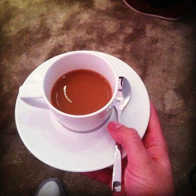 Kaffee statt T - okay, der war schlecht. #coffeediary Coffeediary