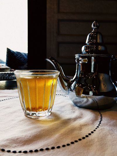 Cup of tea Breakfast Cup Of Tea Drink Food And Drink Glass Refreshment Still Life Table Household Equipment Drinking Glass Tea Tea - Hot Drink Glass - Material Hot Drink Food Freshness No People Cup Wellbeing Transparent