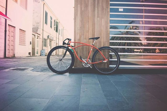 Custom Bikes Handmade Kustomkulture Fixed First Eyeem Photo