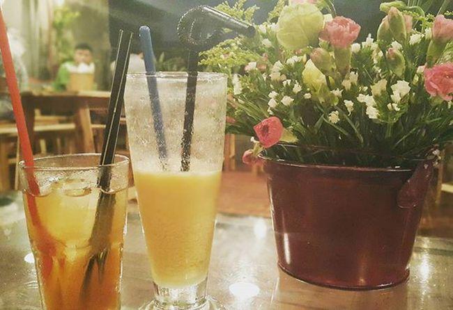 Trung thu; Đi khai trương quán Cafe mới 😘😙 NinhBinhCity Midautumnfestival Supermoon DreamCoffee Feelinglove :))