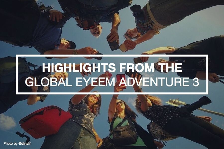 The Global EyeEm Adventure 3 was so much fun! On June 6 hundreds of photographers around the world came together to take photos. Check out the album The Global EyeEm Adventure 3 to see the highlights and the blog post : http://blog.eyeem.com/2015/06/eea3-the-recap