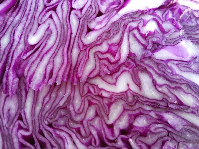 Backgrounds Freshness Healthy Eating Market Purple Redcabbage Vegetables Vegetarian Food Maximum Closeness
