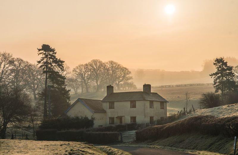 Sunrise Wales