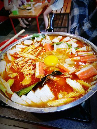 Hot summer Food