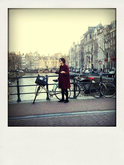 canals of amsterdam People Bike Amsterdam Styleamsterdam