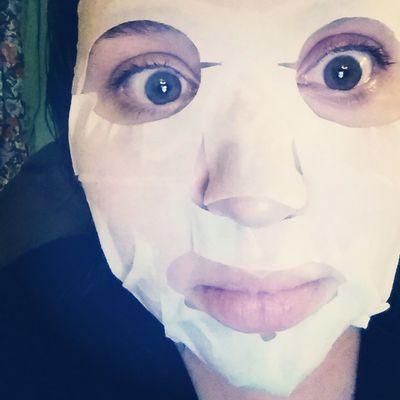 Face mask night! Forever21 Skinsosoft