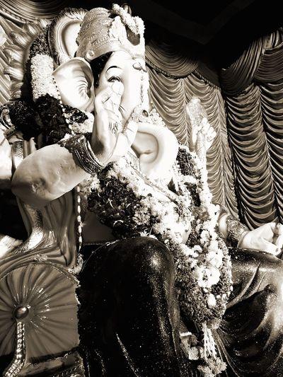 Vinayaka-visarjana Ganapathi-bhappa-mouriya Nam-area-Ganesha Benguluru love