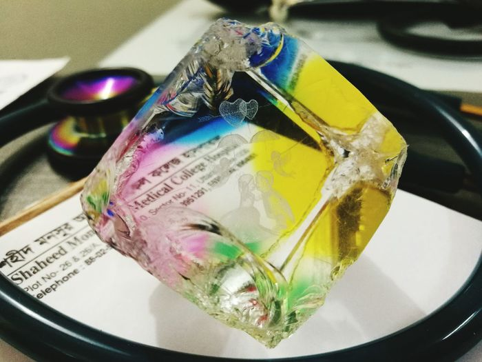 Pivotal Ideas On The Table Touch Of Love Colors Of Time Doctors Office Rainbow Colors Broken Beauty Hello World That's Me Papers