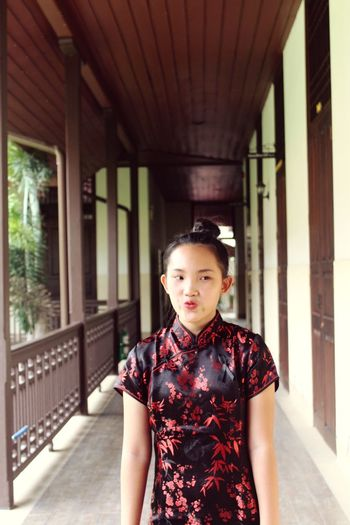 EyeEm Selects Portrait One Person Only Women Young Adult Chinese China Asean Asian  Asian  Asian Girl Asianstyle