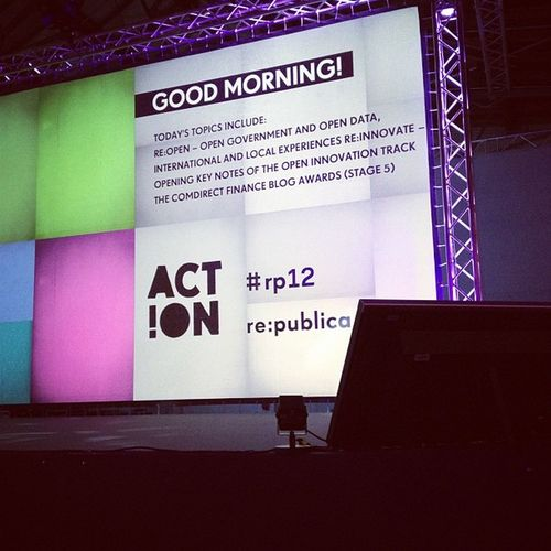 Gleich geht's los :-) #rp12stage1 Rp12stage1