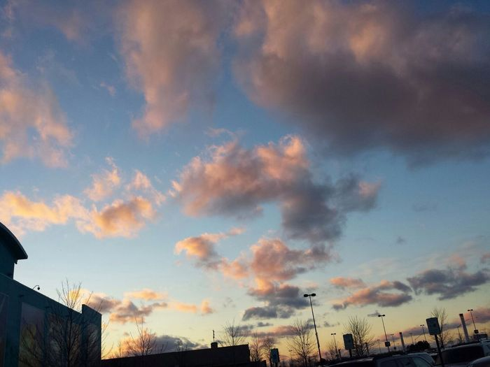 At The Biggest Mall In Michigan Taking Photos Enjoying Life Check This Out Beautiful Sky No Filter