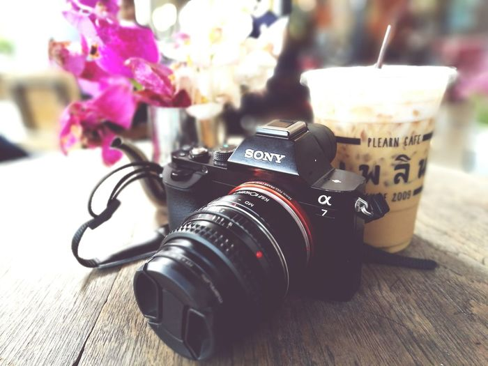 Camera - Photographic Equipment Close-up Text No People Indoors  Day Communication Outdoors Lifestyles Bonding Leisure Activity Nature Wireless Technology