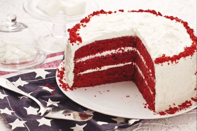Diet For Giorgia Red Velvet Cake Omg Yummy Why Hello World Damn