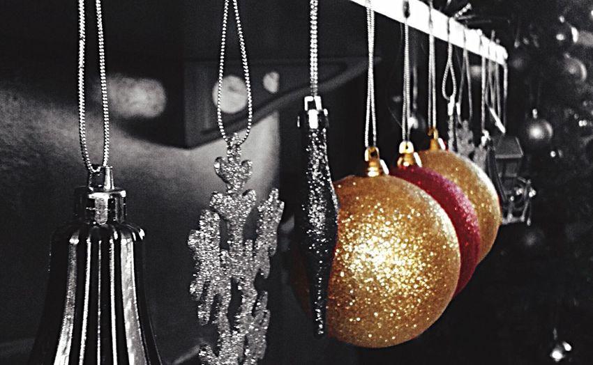 In With The New NewYear Celebration Christmastime Twenty20 Blackandwhite Black And White Baubles Eyeemphotography Eye4photography  EyeEm Best Shots Christmas Decorations Showcase: December Seasonal Popular Photos Festive Season Coloursplash EyeEm Best Edits