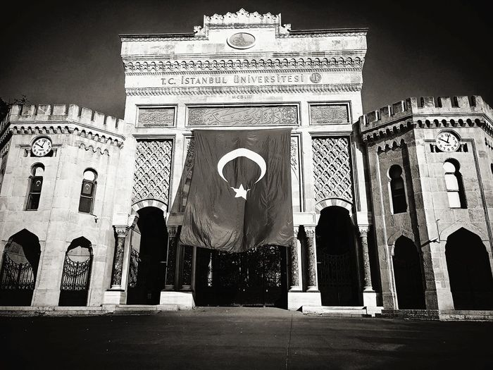 İstanbul but gold Istanbul Black And White Photography Blackandwhite Historical Building Historical Area Historical Architecture History Historical Istanbul Architecture Artistic Unique Oldish University University Gate Gate Of Istanbul University Turkey Old Old But Gold Ancient Civilization Astronomy History Ancient Architecture Built Structure