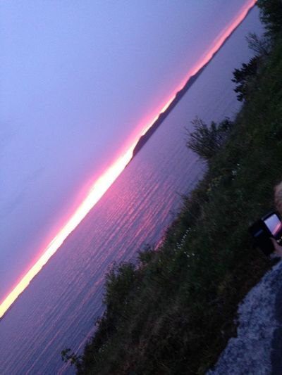 🌅my campingplace is so beautiful