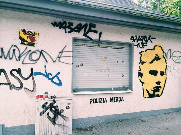 Graffiti Street Art Art Check This Out