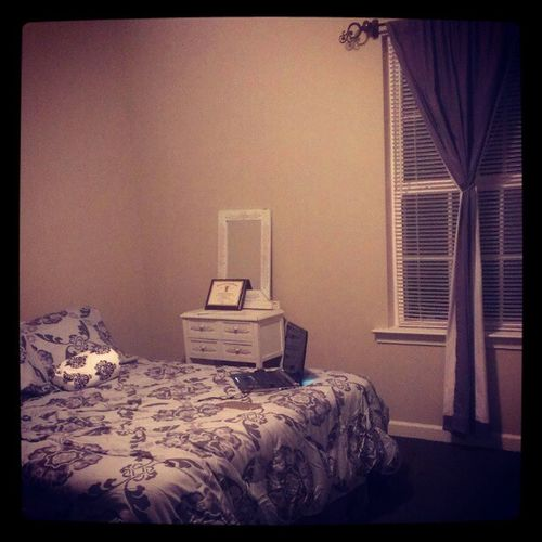 October PhotoADay Day13 Superlate favoriteplace mybedroom