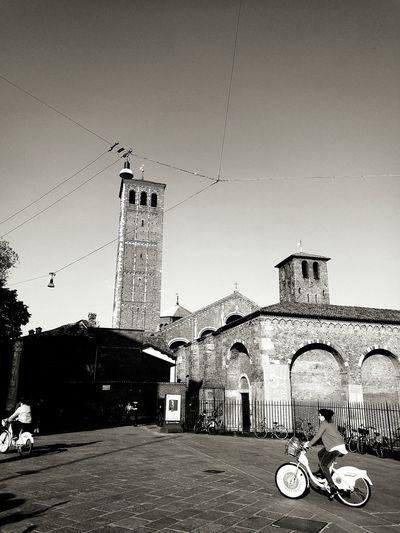 Milan,Italy Sant'Ambrogio