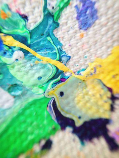 Acrylic Microphotography