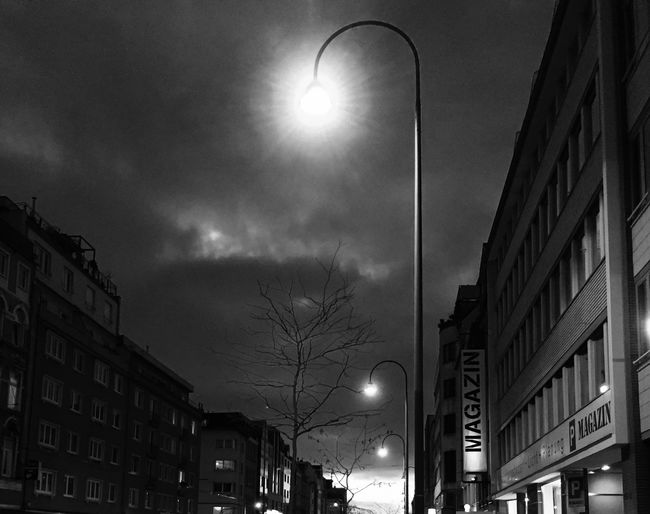 Light And Shadow Nightphotography Eye4black&white  in Köln , Germany The Street Photographer - 2015 EyeEm Awards Cityscapes B&w Street Photography Here Belongs To Me Cities At Night Monochrome Photography Black And White Friday #urbanana: The Urban Playground