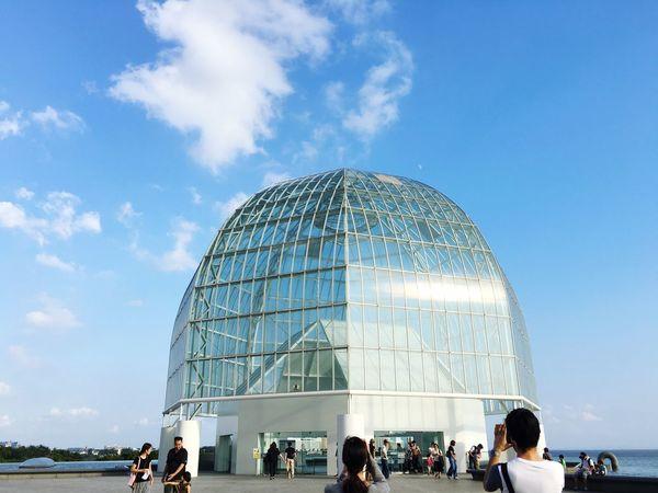 葛西臨海公園 Aquarium
