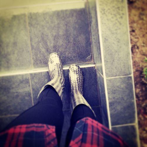 Rain Yagmurluhava PazarSabahı My Boots