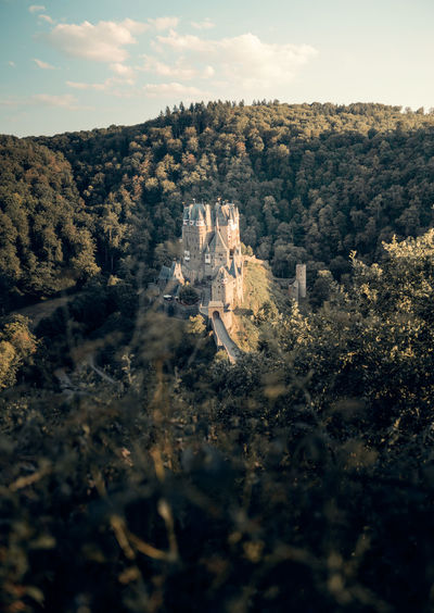 Eltz Castle on
