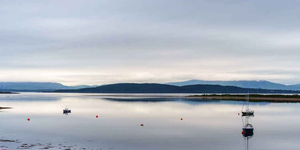 Argyll Beauty In Nature Lake Mountain No People Reflection Scenics Scotland Tranquil Scene Water