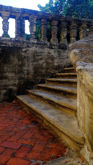 Stairs_steps Brick Old Architecture Paco Park Manila Fujifilm_xseries