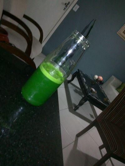 Morning Rituals Suco Verde