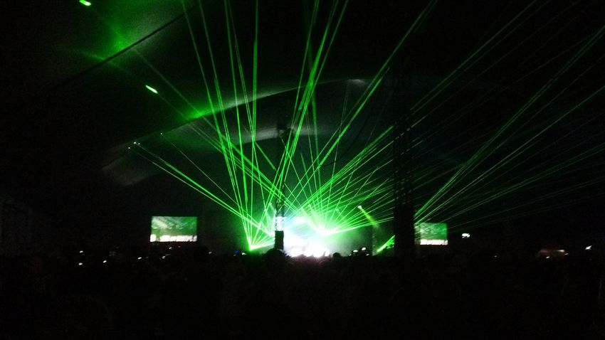 Soundtrack Of Our Lives Music Festival Chaseandstatus Light Show